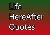 life hereafter quotes
