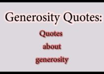 generosity quotes about kindness