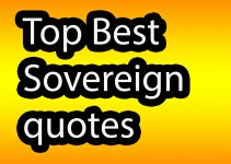 Sovereign quotes